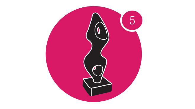 icono escultura