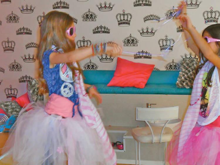 Pink Princess Spa