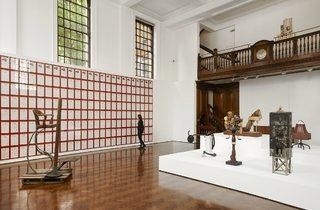 Re-View: Onnasch Collection (Exhibition view)