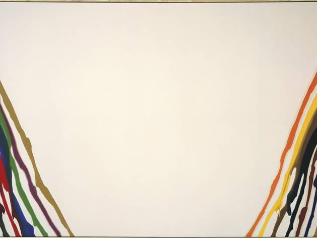 Morris Louis ('Gamma Tau' (1960))