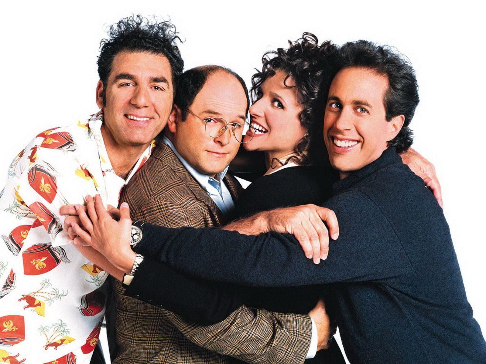 Seinfeld dix meilleures séries TV comiques