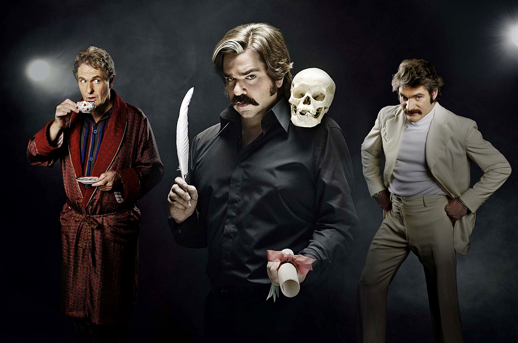 50 best TV series to stream online now - 'Toast Of London'