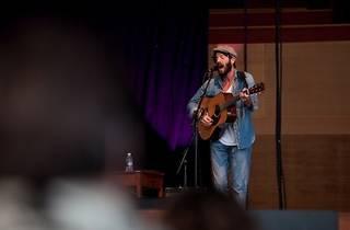 David Gray and Ray LaMontagne at Pritzker Pavilion, 8/25/10