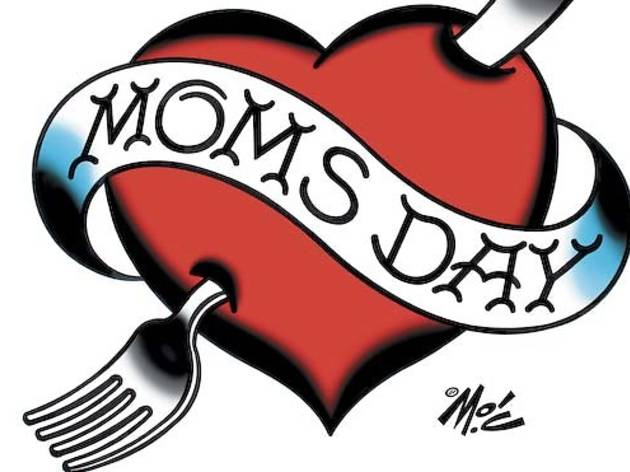 Mother's Day meals 2012