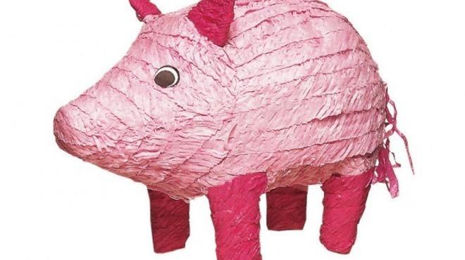 pig piñata