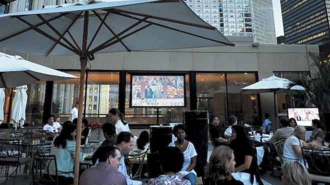 Watch beer gardens with movie nights for Movies at the terrace
