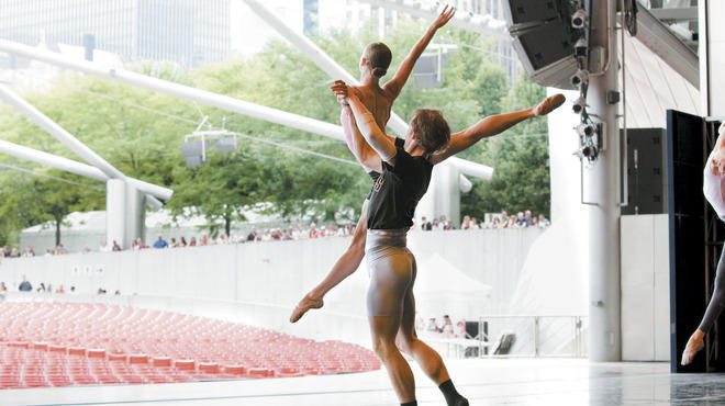 Chicago Dancing Festival