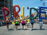 The 43rd Annual Pride Parade, June 24, 2012
