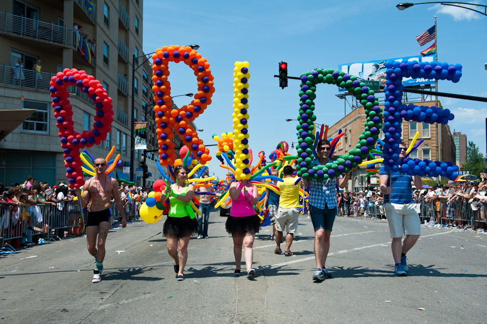 Chicago Pride Parade and more major gay events for Pride Month