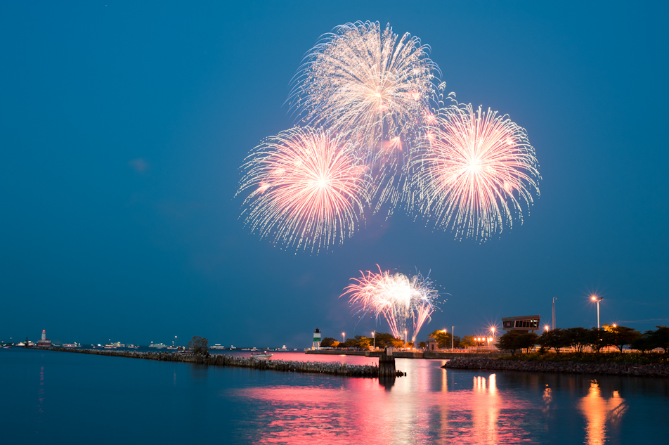 Where to watch 4th of July fireworks