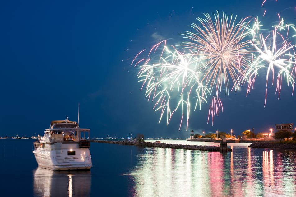 4th of July fireworks, events and deals