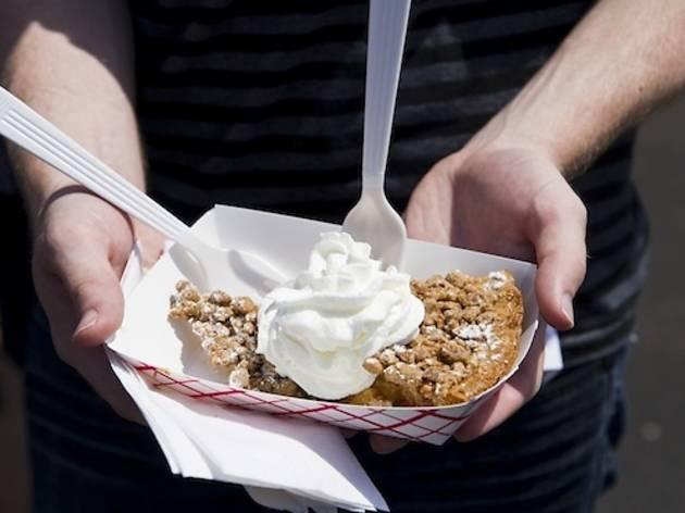 2012: Food reviews