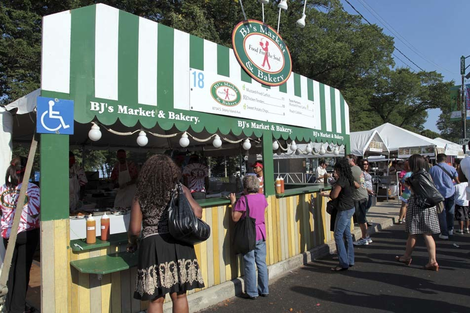 2013: Taste of Chicago food lineup