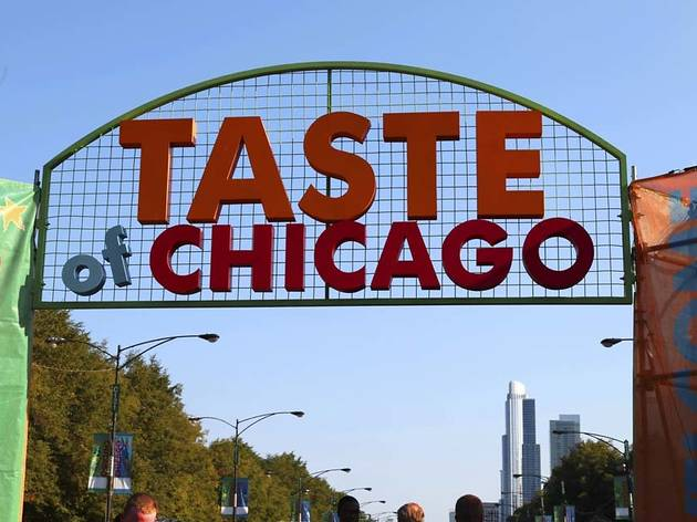 Taste of Chicago guide