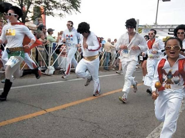 Elvis is Alive 5K
