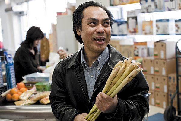 Dan Nguyen's Argyle Street favorites