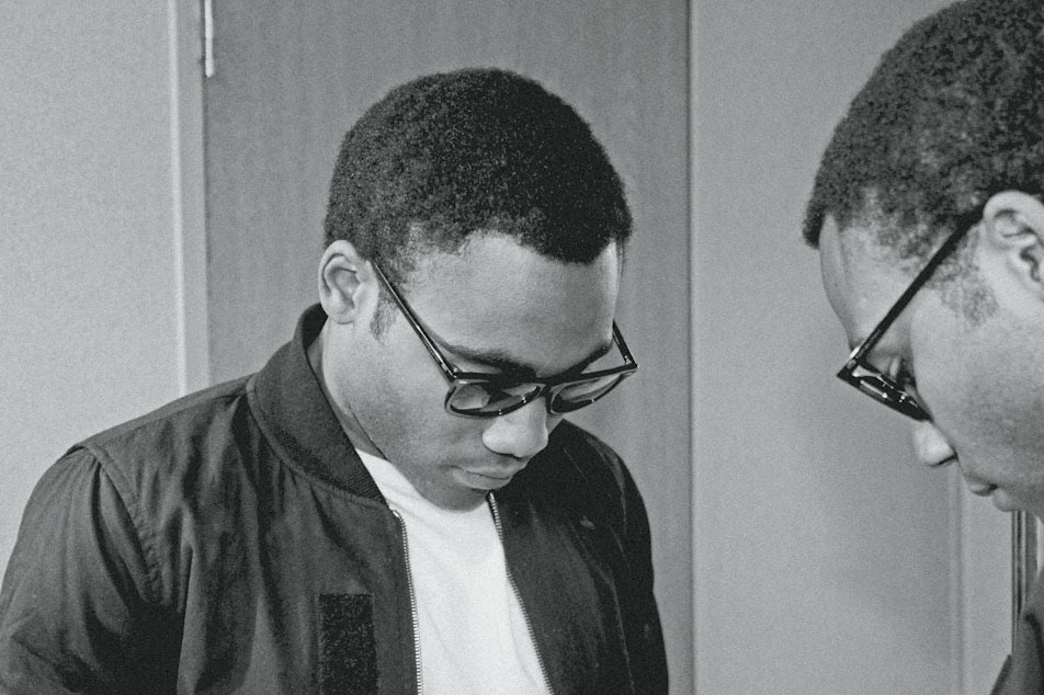 Donald Glover a.k.a. Childish Gambino