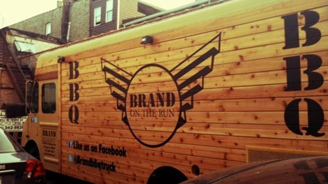 Brand on the Run, Brand BBQ Market's food truck