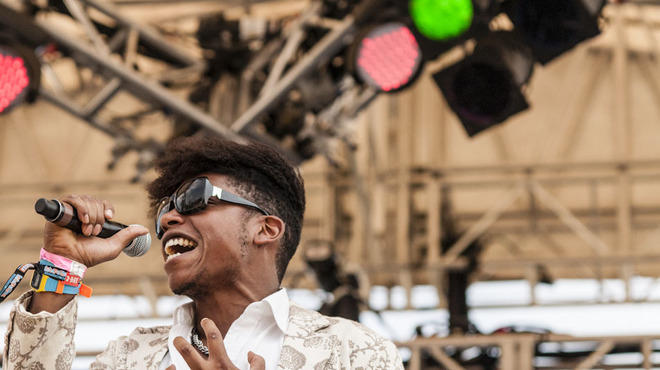 JC Brooks & The Uptown Sound | Lollapalooza | August 4, 2012