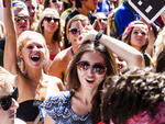 Faces In The Crowd | Lollapalooza | August 5, 2012
