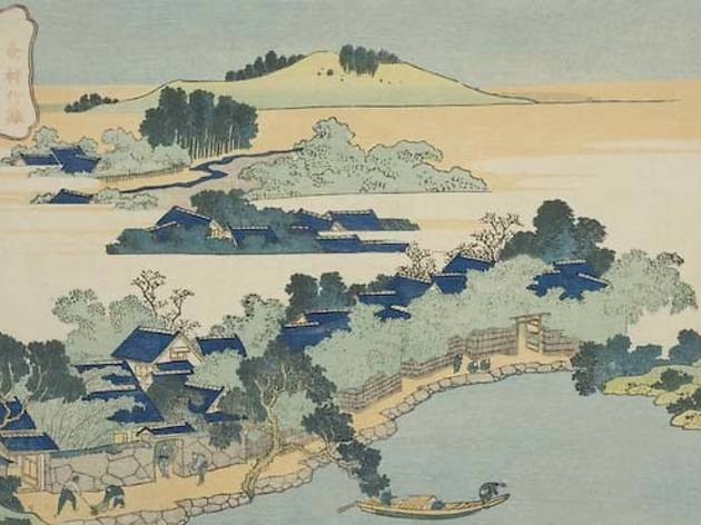 Frank Lloyd Wright S Anese Print Collection At The Art Insute Of Chicago