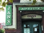 Jan's Antiques (225 N Racine Ave, 312-563-0275)This   two-level, 18,000-square-foot antiques showroom is a pack rat's dream   and a claustrophobe's nightmare. Salvaged architectural elements   dominate the crowded first floor, along with a sprawl...