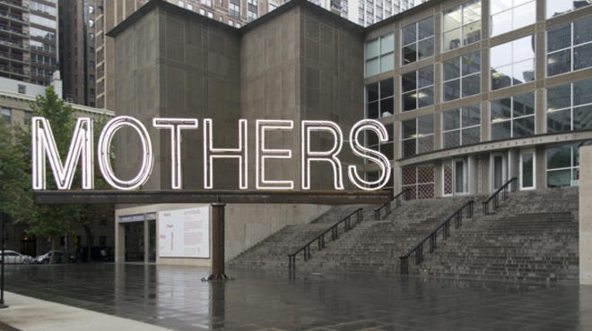 Martin Creed, MOTHERS, 2012.