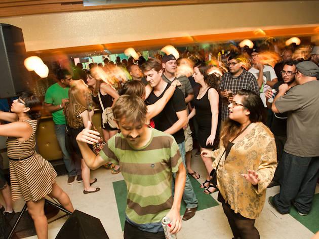 FMEL Beauty Bar Showcase, August 24, 2012