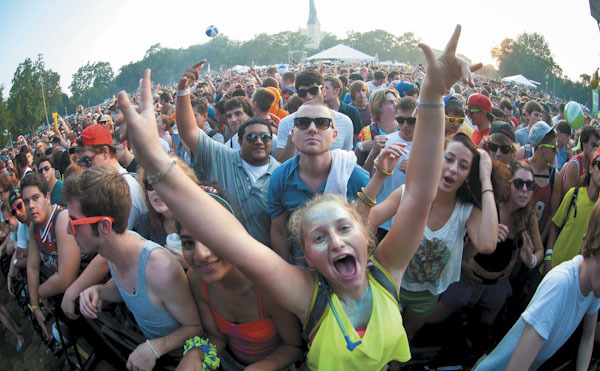 North Coast Music Festival 2012 | Preview