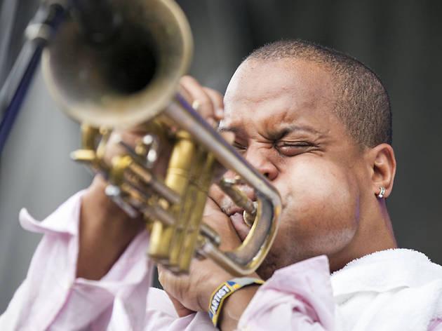 Rebirth Brass Band | Northcoast | September 1, 2012