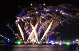 Thorpe Park Fireworks 2011: Blow It Up