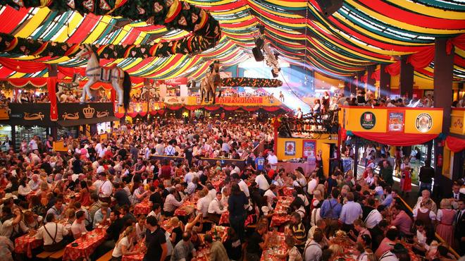 Oktoberfest photo courtesy Shutterstock