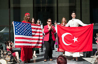 10th Chicago Turkish Festival at Daley Plaza, September 11, 2012