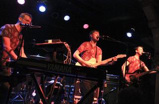 Lollapalooza 2015: Django Django + Beat Connection