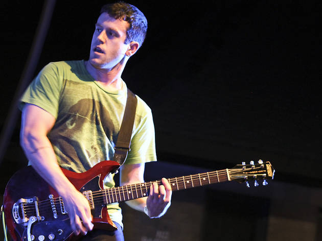 Pitchfork Music Festival 2014: Cloud Nothings + The Wytches
