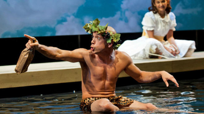 Metamorphoses (2012) at Lookingglass Theatre Company