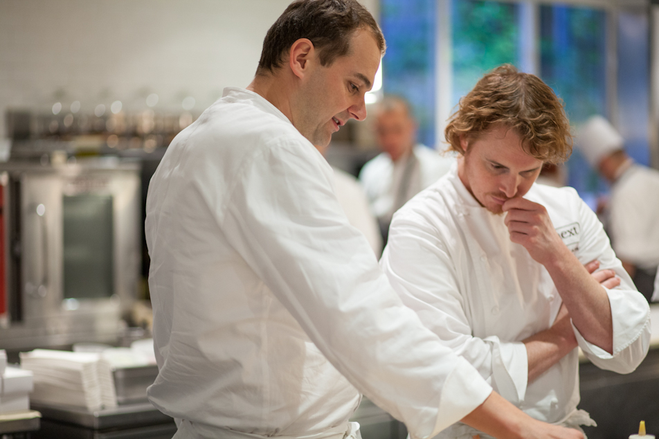 Eleven Madison Park takes over Alinea