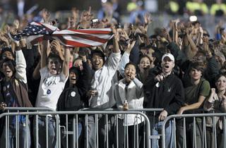 (Photograph: M. Spencer Green/AP)