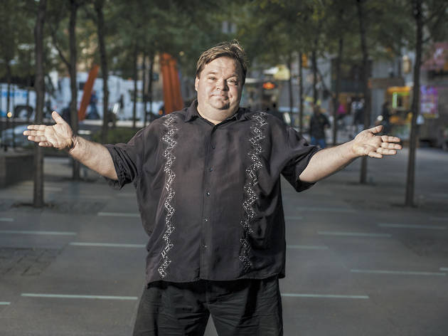 Mike Daisey will perform his Donald Trump monologue in Chicago next month