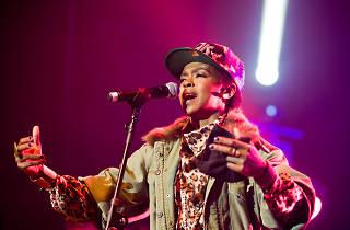 Lauryn Hill | Congress Theater | November 14, 2012