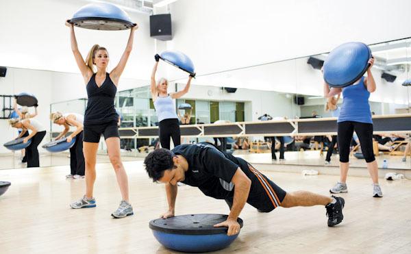 Free trial gym memberships