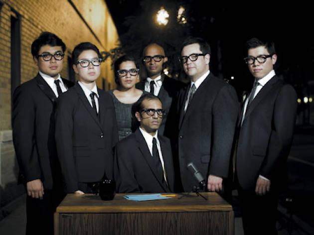 Asian-American Comedy Festival Chicago