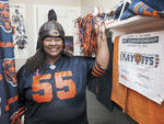 Dacia James- Bears Fanatic