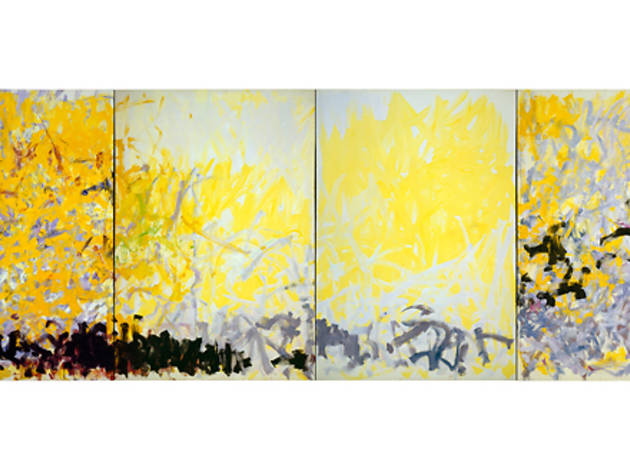 Joan Mitchell, Minnesota