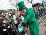 March 2014 events calendar: The South Side Irish St. Patrick's Day Parade is one of the annual highlights of the March calendar.
