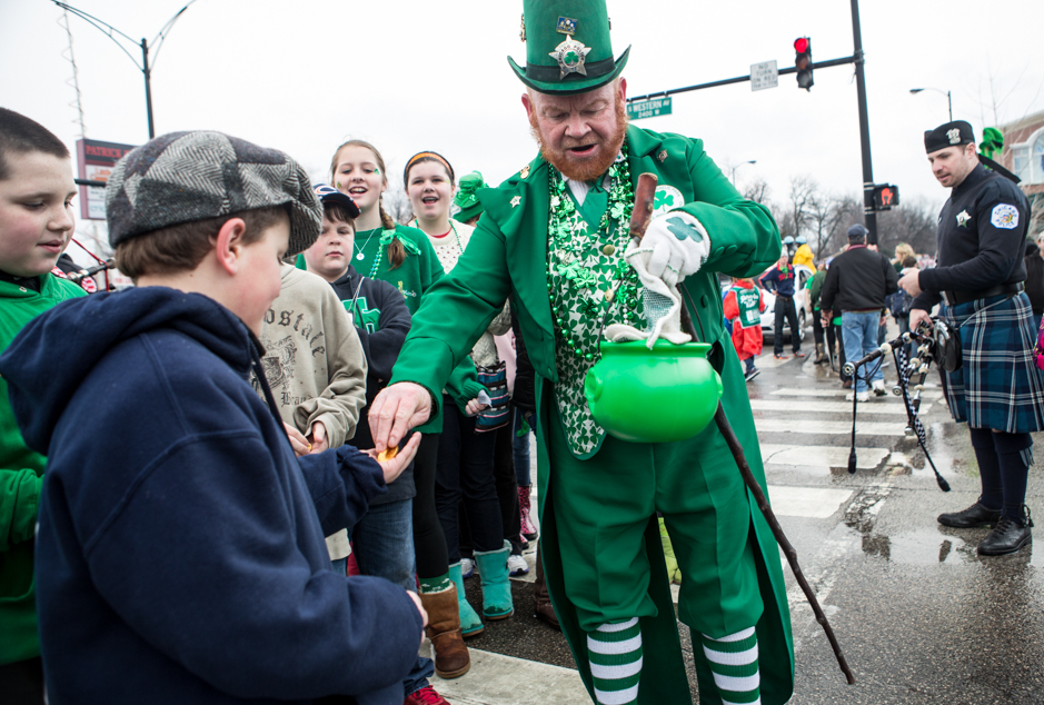 The best St. Patrick's Day events in Chicago