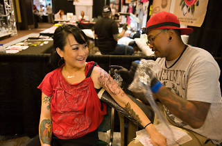 The 3rd Annual Tattoo Arts Convention | Crowne Plaza Hotel Rosemont | March 22, 2013