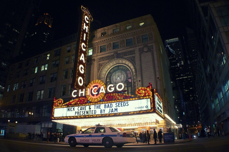 Nick Cave at Chicago Theatre | March 31, 2013