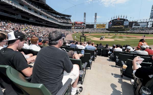 Are premium seats at the Cell worth it?