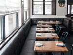 Carriage HouseSouth  Carolina's low-country fare�think shrimp and grits, fried green  tomatoes and pork and beans�is served amid utilitarian country charm at  this Wicker Park restaurant. Natural light from the massive  warehouse-style windows is...